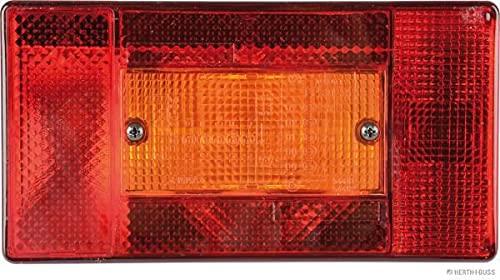 Elparts 83830124 Combinaison d'éclairage arrière