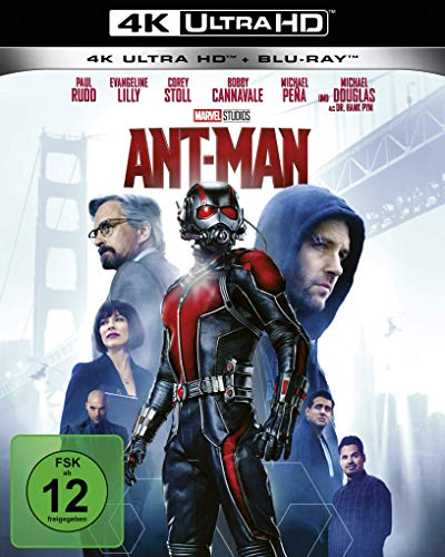 Ant-Man 4K Uktra HD (+ Blu-ray)