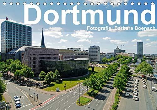 Dortmund - moderne Metropole im Ruhrgebiet (Tischkalender 2020 DIN A5 quer): Dortmund – nicht nur Kohle, Stahl und Bier (Monatskalender, 14 Seiten ) (CALVENDO Orte)