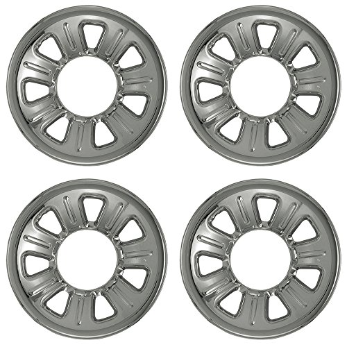 15 inch Hubcap Wheel Skins for 2000-2011 Ford Ranger-(Set of 4) Wheel Covers-...