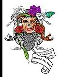 Tattoo Design Inspiration Sketchbook: