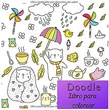 Doodle Libro para colorear: Calmante Garabatos Libro