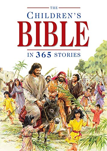 Price comparison product image The Children's Bible in 365 Stories