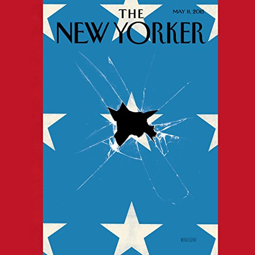 Couverture de The New Yorker, May 18, 2015 (Amy Davidson, Kathryn Schulz, John Colapinto)