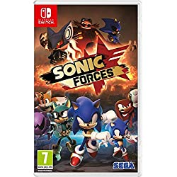Nintendo Switch - Consola Color Gris + Sonic Forces Bonus Edition: Amazon.es: Videojuegos