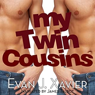 My Twin Cousins audiobook cover art