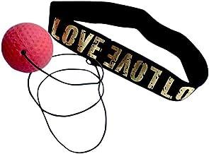 Sgualie Ball Soild Red Rubber Magic Ball Training Tool