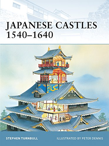 Japanese Castles 1540–1640 (Fortress)