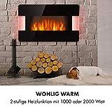 Immagine 1 klarstein belfort light fire camino