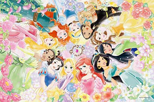 1000ピース ジグソーパズル ディズニー Floral Dream (フローラル・ドリーム) 【パズルデコレーション】(50x75cm)