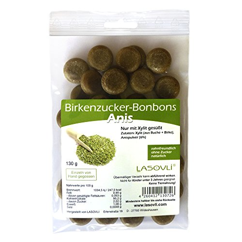 Birkenzucker-Bonbons