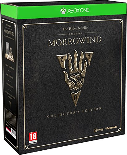 The Elder Scrolls Online: Morrowind Collector's - Collector's Limited - Xbox One