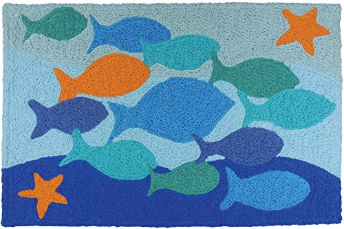 Home & Comfort Jellybean School Stand Out Accent Rug