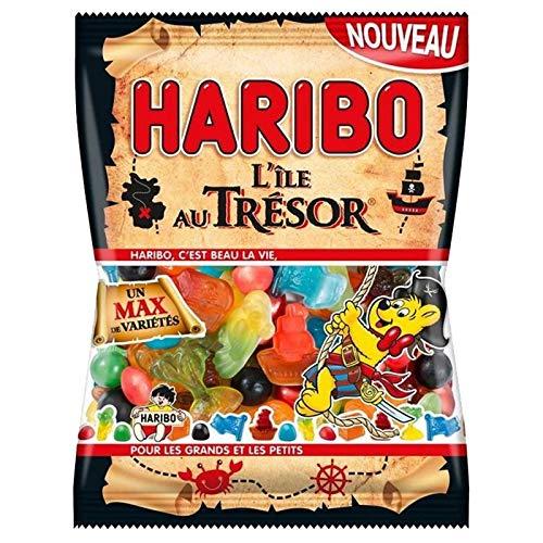 Haribo L'île Au Trésor