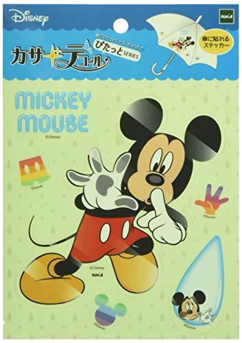 アイアップ ステッカー ぴたっと ミッキー 12.8×18.2cm カサデコール ディズニー