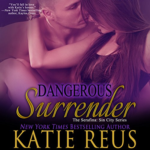 Dangerous Surrender audiobook cover art