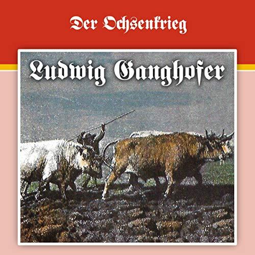 Der Ochsenkrieg audiobook cover art