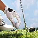 NXX Pelotas De Golf Brillantes para Deportes Nocturnos - Torneo Fluorescente Que Brilla En La Oscuridad Pelota De Golf - Pelota Luminosa Brillante De Larga Duración Gran Regalo para Golfistas