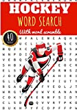 Hockey Word Search: Ice Hockey Word Search With 40 puzzles   Challenging Puzzle Brain book For Adults and Kids   More than 300 words about Ice Hockey ... and Ice Rink, Shuffleboard and Lacrosse.