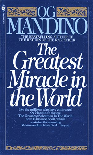 The Greatest Miracle in the Worldの詳細を見る