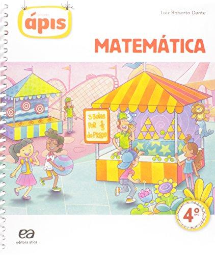Matemática. 4º Ano. Projeto Ápis