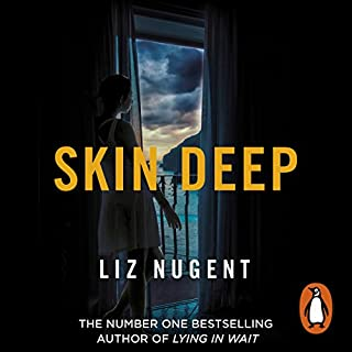 Skin Deep                   By:                                                                                                                                 Liz Nugent                               Narrated by:                                                                                                                                 Annette Flynn,                                                                                        Sophie Ward,                                                                                        Declan Rodgers,                   and others                 Length: 11 hrs and 40 mins     394 ratings     Overall 4.5
