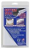 Cofair Products INC GS46 4PK 4x6 Gutt Gutter Seal Patch, Plain
