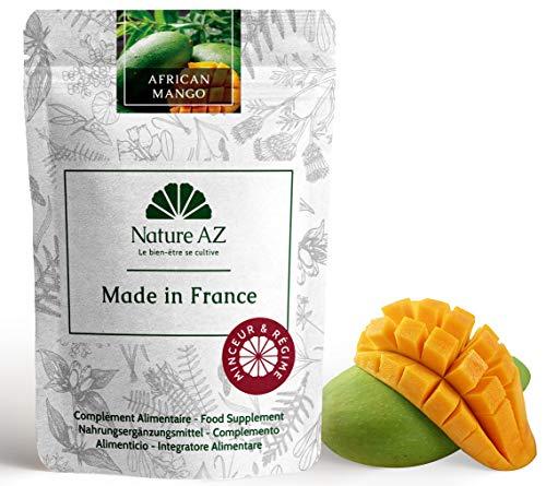 African Mango–Mangue africana en polvo bolsita 100G–Copa hambre–Antioxidante–fabricado en Francia