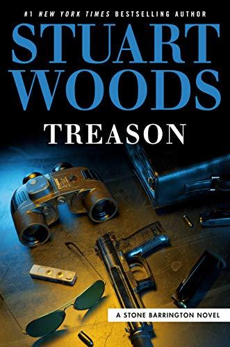 Treason (A Stone Barrington Novel Book 52) (English Edition)