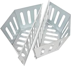 Stanbroil Stainless Steel Charcoal Basket Holders-BBQ Grilling Accessories for Kettle Grill, 2 pcs