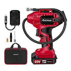 best top rated rechargeable air compressor 2021 in usa