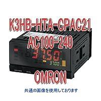 オムロン(OMRON) K3HB-HTA-CPAC21 AC100-240 温度パネルメータ (白金測温抵抗体/熱電対入力) (リレー接点出力) (HH・H・L・LL:各1c/PASS 1c) NN