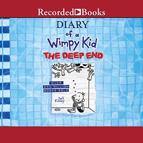 Page de couverture de Diary of a Wimpy Kid: The Deep End