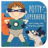 potty superhero, potty training book for toddlers