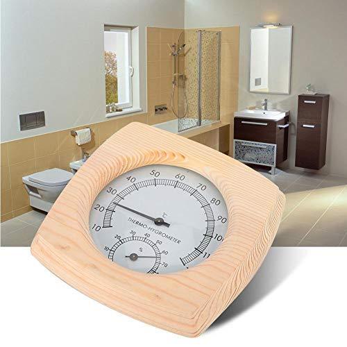 Jeffergarden Holz Sauna Digital Thermometer Hygrometer Luftfeuchtigkeit Temperatur Meter