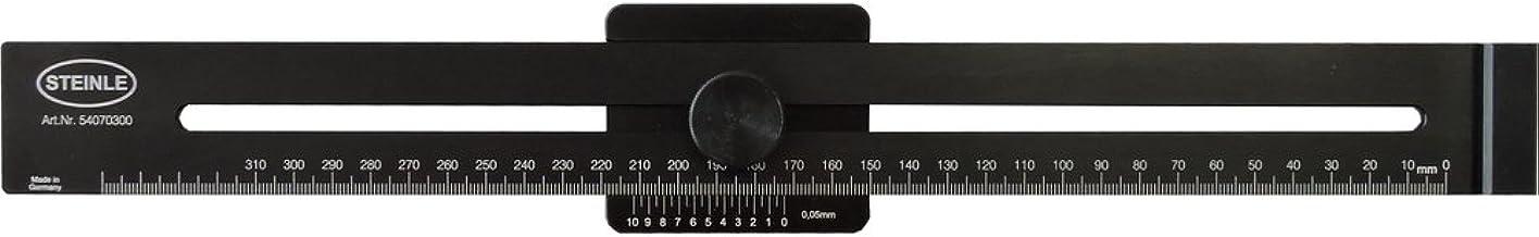 STEINLE 5407 ALU Streichmaß 300 mm