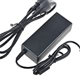 Accessory USA AC/DC Adapter for Sharp PN-K321 32 Edge LED LCD Monitor PNK321 Power Supply Cord Cable PS Charger Input: 100V - 240 VAC 50/60Hz Worldwide Voltage Use Mains PSU