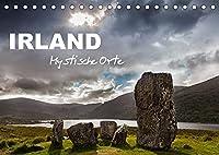 IRLAND - Mystische Orte (Tischkalender 2022 DIN A5 quer): Mystisch - Magisch - Geheimnisvoll (Monatskalender, 14 Seiten )