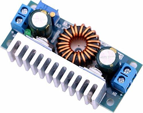 DC-DC-spanningsomvormer 6-32V regelbaar 6-42 V 12 V tot 24 V 8 A Step Up V-regelaar Power Transformer Stabilisator module voor zonnepaneel auto