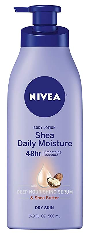 海外直送品Aquaphor Nivea Smooth Sensation Body Lotion, 16.9 oz