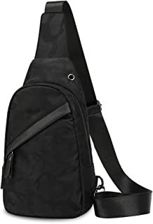 Sling Bag Shoulder Crossbody Small Backpack for Men