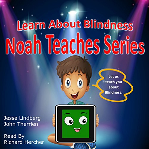 Learn About Blindness audiobook cover art