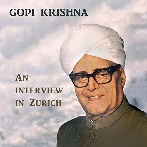 An Interview in Zurich audiobook cover art