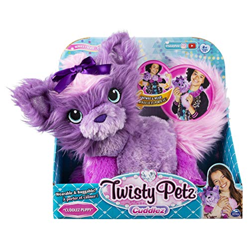 Jouet enfant Mod/èle al/éatoire 6044203 Pack de 3 Twisty Petz Animaux /à collectionner Twisty Petz Bracelets bijou cadeau animaux magiques