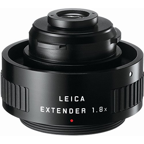 Leica Extender 1.8X for APO-Televid Angled Viewing Spotting scopes