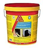 Igol A, Emulsión butuminosa para impermeabilización para cimientos, 25kg, Negro