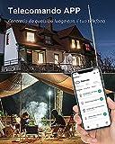 Zoom IMG-2 lampadine led alexa inteligente wifi