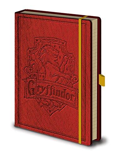 """Libreta A5 con diseño de Harry Potter""""Gryffindor"""", de Pyramid Interna"""