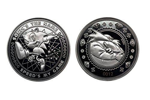 Silver Sea of Thieves Pirate for all Eternity Collectable Coin