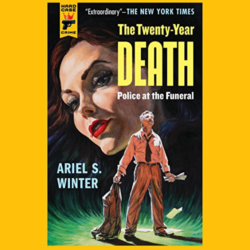 The Twenty-Year Death: Police at the Funeral audiobook cover art
